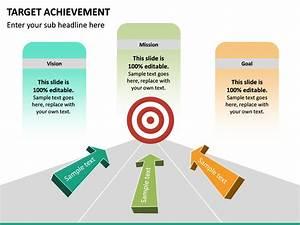 Target Achievement Powerpoint Template