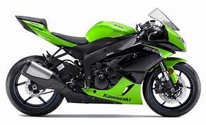 Kawasaki Zx6r 600  U201909