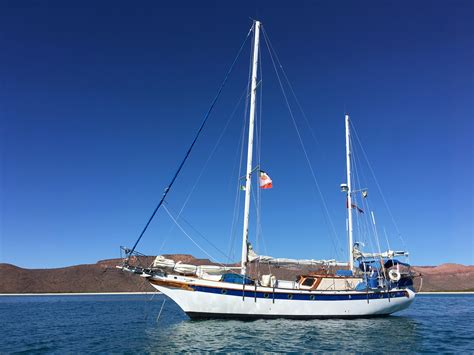 Boat Trader Mexico by 1975 Formosa Island Trader Ketch Sail Boat For Sale Www