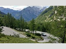 World's greatest driving roads Julian Alps, Slovenia Photos