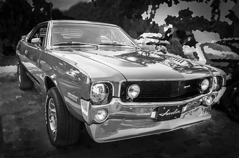 Space available email sign up form amc pet travel page frequently asked questions industry partners news. 1970 Amc Javelin 401 Bw Photograph by Rich Franco