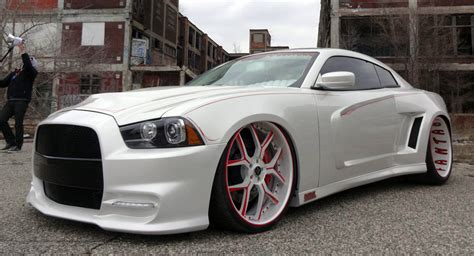 Dodge Charger Coupe by This One Dodge Charger Coupe Conversion Is The Anti