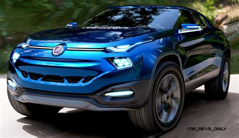 Fiat Concept Cars by 2014 Fiat Fcc4 Concept For Sao Paolo Is Samba Rambo Suv