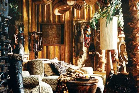 Beautiful Modern African Living Room Decor For Hall