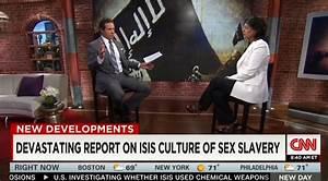Chris Cuomo Worries  Isis Rapes Reinforce Negative