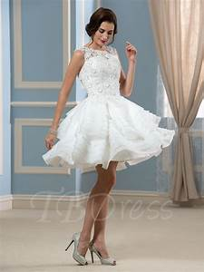 Short wedding dresses oasis amor fashion for Cute short dresses to wear to a wedding