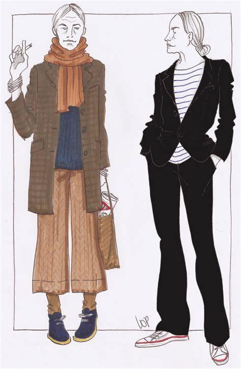 look moderne femme 50 ans 60 ans accro de la mode