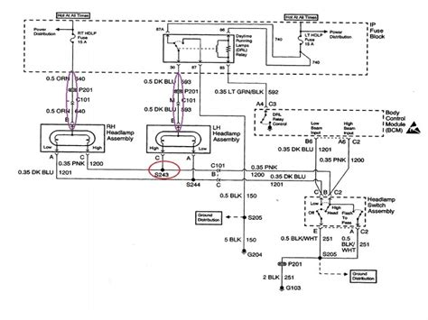 Cavalier Stereo Wiring Diagram Forums