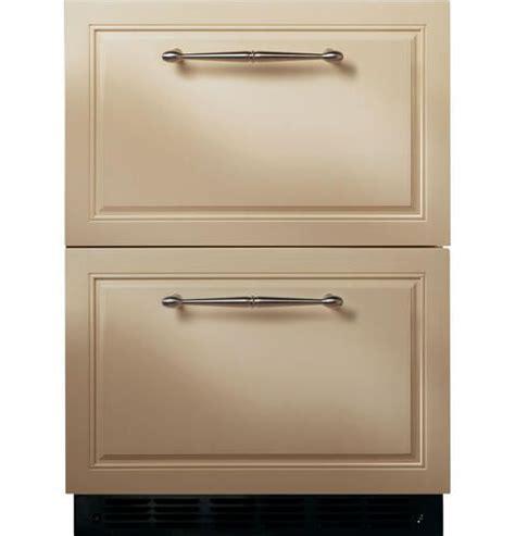 zibihii monogram bar refrigerator module custom panel  house   compact