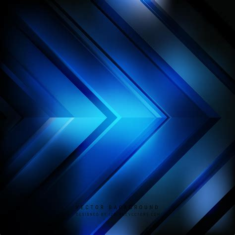 Abstract Black White Blue by Abstract Blue Black Arrow Background Template