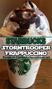 Starbucks Stormtrooper Frappuccino | Starbucks Secret Menu