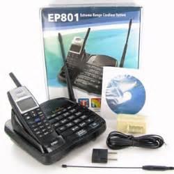 Téléphone Sans Fil Longue Portée : engenius ep801 avec garantie pro 10 ans ~ Medecine-chirurgie-esthetiques.com Avis de Voitures