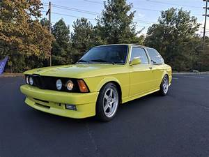 Outrageous E21  1979 Bmw 320i Dinan 4 6  U2013 German Cars For Sale Blog