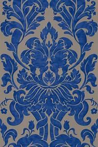 Tapete Blau Braun : vliestapete braun blau barock en suite rasch 546415 ~ Sanjose-hotels-ca.com Haus und Dekorationen