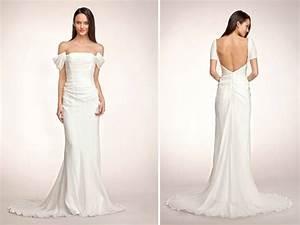 chic off the shoulder white mermaid wedding dress With white off the shoulder wedding dress