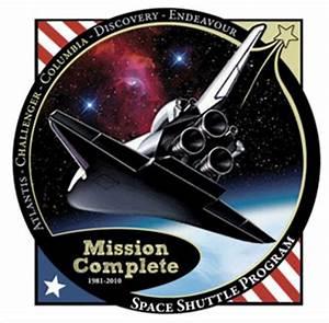 "collectSPACE - news - ""NASA announces winning patch design ..."