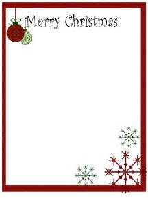 christmas menu template word free