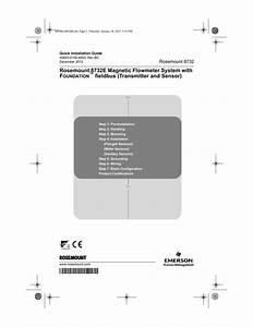Rosemount 8732e Wiring Diagram