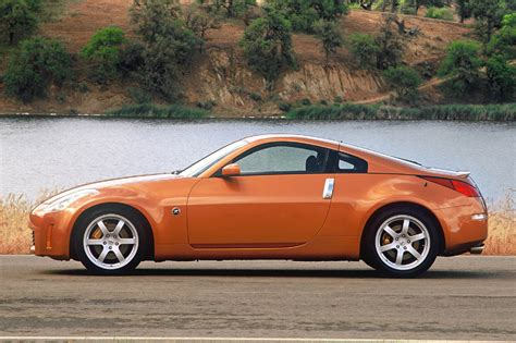 370z 4 Seater by 2003 09 Nissan 350z Consumer Guide Auto