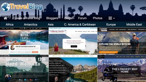The Benefits of Using Travel Blogs to Help Plan Your Trips