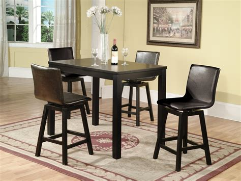 Counter Height Table And Chair Sets & 7 Piece Trestle