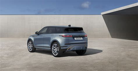 2020 Range Rover Evoque by Land Rover Launches Configurator For 2020 Range