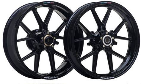 marchesini forged magnesium wheelset ducati