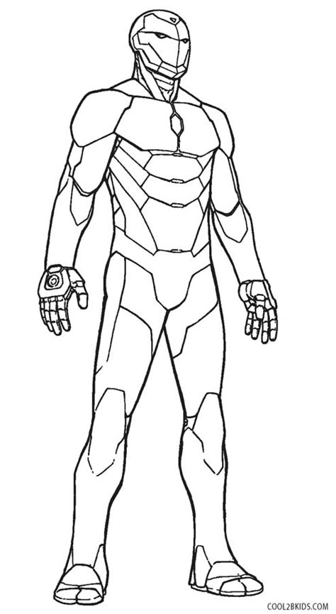 Iron Coloring Pages Printable free printable iron coloring pages for cool2bkids