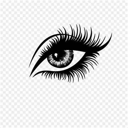 Eyelash Clipart Eye Lash Clip Hair Eyelashes