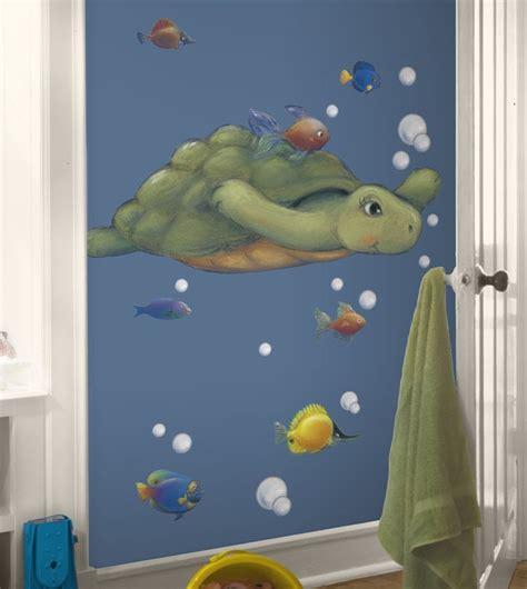Tropical Fish Bathroom Decor  Best Home Ideas