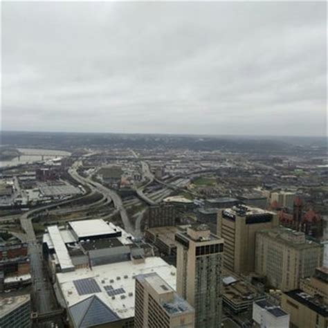 carew tower observation deck cincinnati oh 441 vine