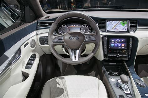 2019 Infiniti Qx50 Interior  Motor Trend En Español