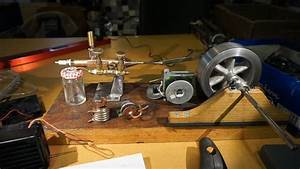 Homemade Internal Combustion Engine Live Stream Run And Q