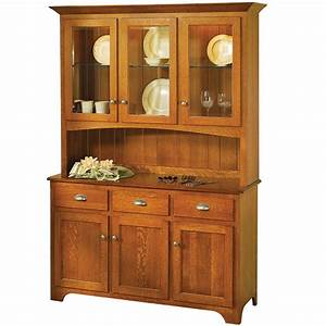 Modern buffet table with hutch for Modern buffet table with hutch
