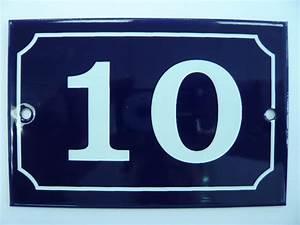 Plaque Numero De Rue : num ros de rue maill 15x10cm n 1 200 en stock ~ Melissatoandfro.com Idées de Décoration