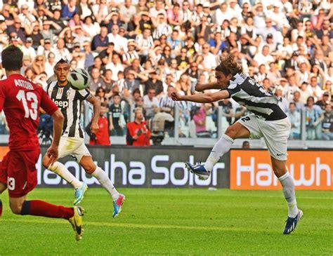 Juventus-Cagliari, il film della partita - Sport - La ...