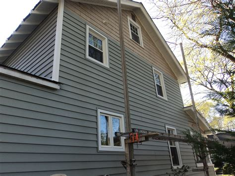 vinyl siding material prices  nj homeowners