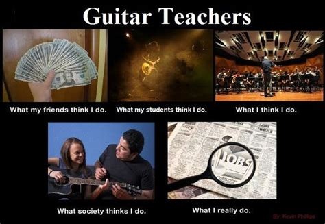 Guitar Memes - guitar teacher meme music cartoon pinterest