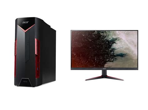 acer s new nitro desktop and displays pack power for