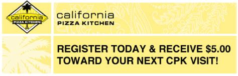 california pizza kitchen coupons the other dr california pizza kitchen restaurant