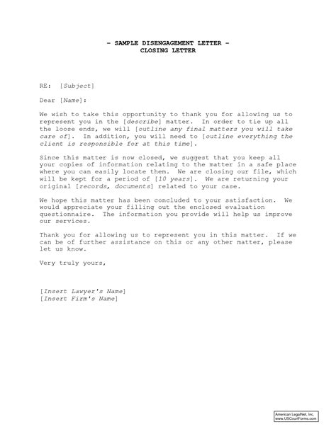business letter closing formal closing letter closing a thank you letter 20736