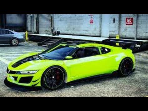 voiture de sport gta v voiture luxe sport jester youtube