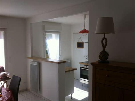 ouverture cuisine ouverture salon cuisine maison design sphena com