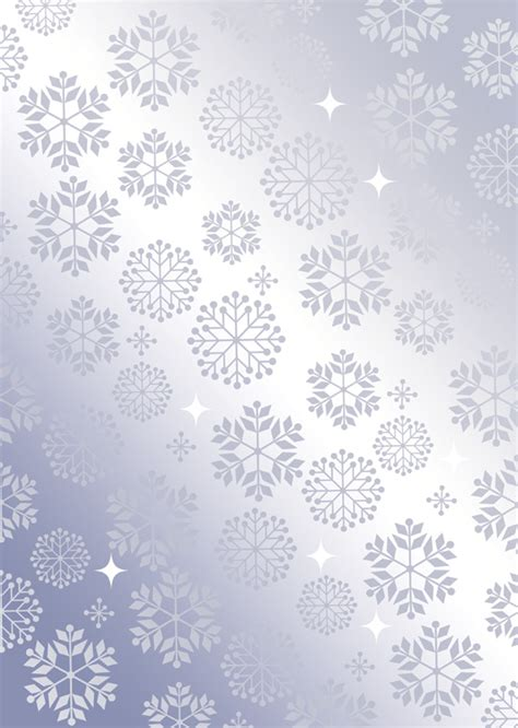 snowflake poster background  poster templates