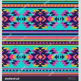 Neon Tribal Print Background | 1500 x 1600 jpeg 811kB