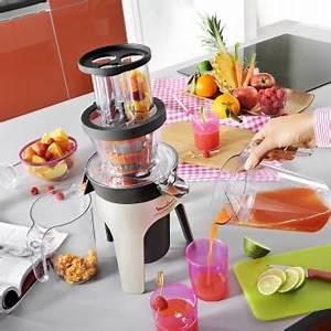 Extracteur De Jus Kitchen Cook : notre s lection d 39 extracteurs de jus ~ Melissatoandfro.com Idées de Décoration