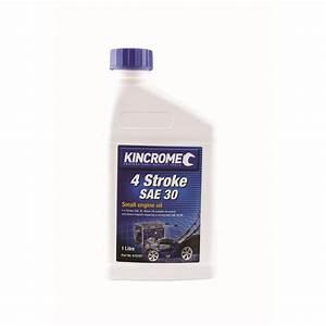4 Stroke Oil Sae30 1l - Kincrome Australia Pty Ltd