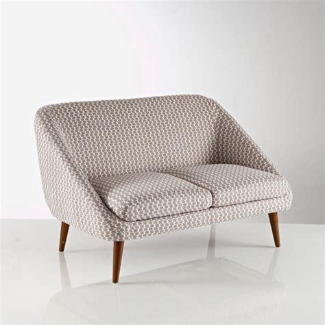 petit canapé deux places coup de le petit canapé vintage semeon joli place