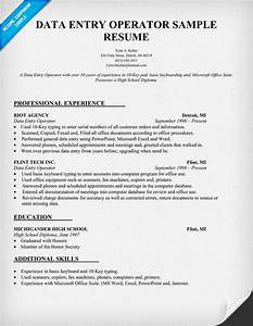 pin example data entry resume free sample on pinterest With data entry resume sample