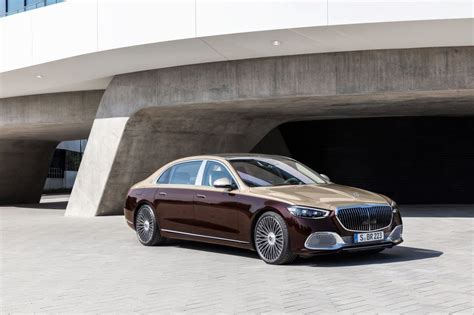 Be the first to write a review. The 2021 Mercedes-Maybach S580: When the S-Class Isn't Luxurious Enough